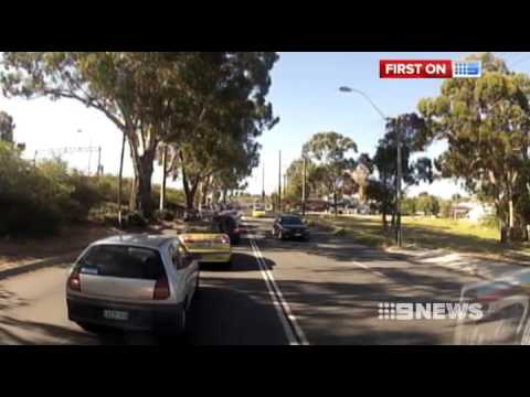 Perth Drivers Blocking Ambulances | March 12, 2013