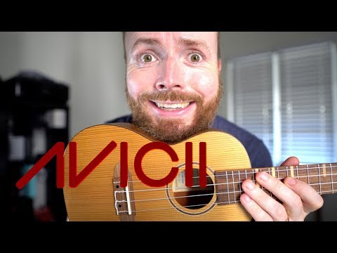 Levels - Avicii (Ukulele Tutorial)