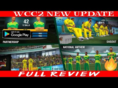 WCC2 NEW UPDATE FULL REVIEW   