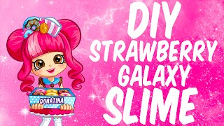 Shoppies Donatina SLIME Putty DIY
