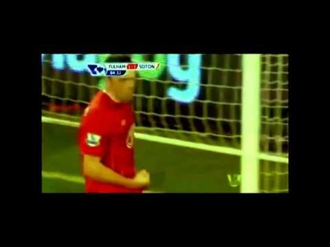 Rickie Lambert All Goals in Premier League 2012-13