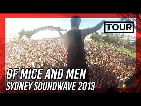 Of Mice & Men - Sydney Soundwave 2013