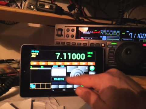 Pocket HAM bands Transceiver yaesu FT-950