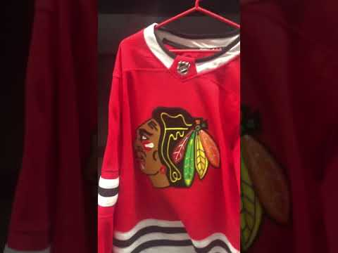 Chicago Blackhawks Private Postgame Locker Room Tour 2/24/19