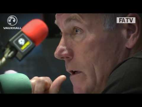 Peter Taylor visits Talksport to discuss his U20s World Cup squad