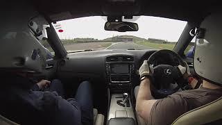Lexus ISF - TrackScotland Trackday - Knockhill - 23-03-19
