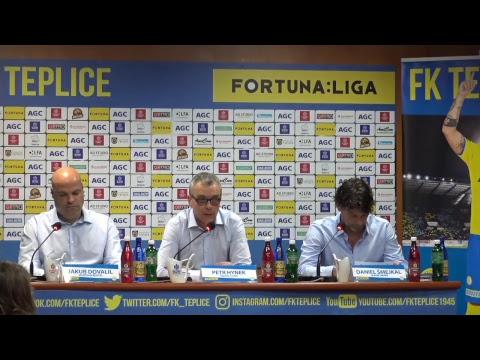 Tisková konference před startem FORTUNA:LIGY (18.7.18)