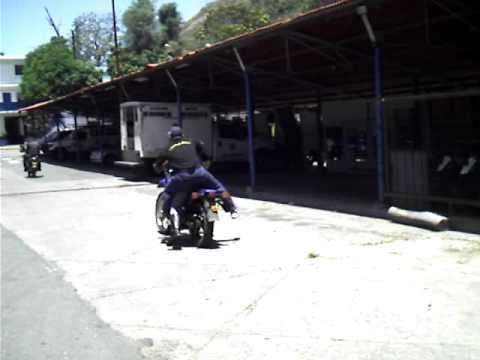 COMANDOS MOTORIZADOS PM (CARACAS)III