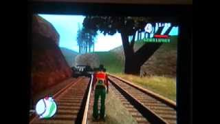 GTA - San Andreas PS2 Cheats