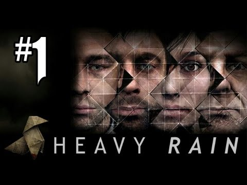 Heavy Rain Gameplay Walkthrough – Part 1 – How To Be A Dad 101 (Heavy Rain Gameplay PS3 HD)