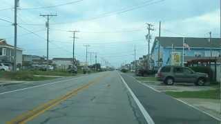 Driving in USA - Kill Devil Hills, North Carolina Outer Banks