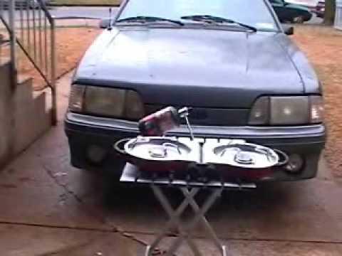 Tags: Coleman Fold n Go propane stove emergency preparedness car camping
