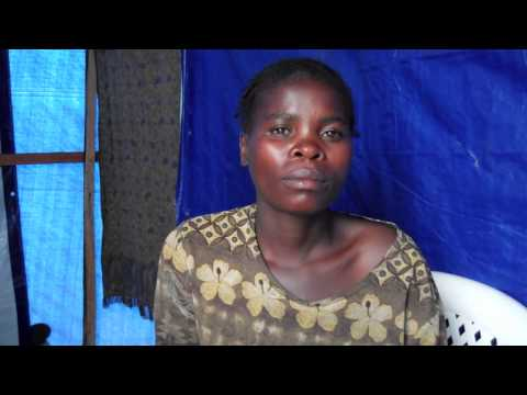 Voices For A World Free Of Rape, Drc: Marie Speaks Out video