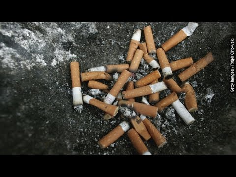 Want To Quit Smoking? Put Some Money On The Line