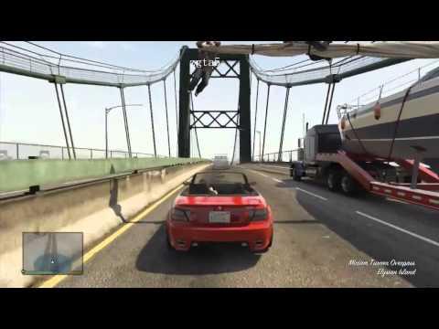GTA 5 Геймплей