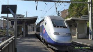 Passsenger Trains of Southern France