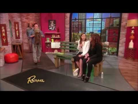 Elizabeth Olsen on Rachael Ray Show [Godzilla] (May 16th)