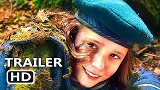 THE SECRET GARDEN Official Trailer (2020) Colin Firth, Fantasy Movie