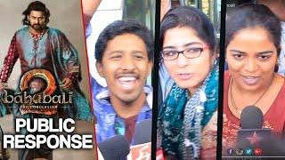 #Baahubali2 Public TalkReaction - Prabhas, Rana, Anushka, SS Rajamouli