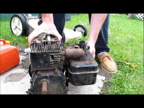 Free Motor!  Will it start? 1970 3HP Briggs and Stratton