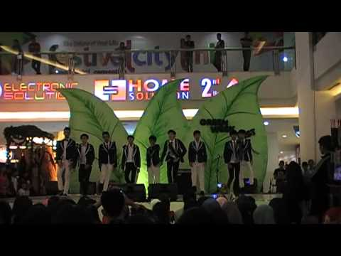 Superior [super Junior Cover Dance Indonesia] - Mr. Simple, Sexy Free & Single 27-03-13 video