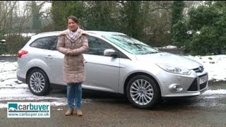 Ford Focus estate 2013 review - CarBuyer