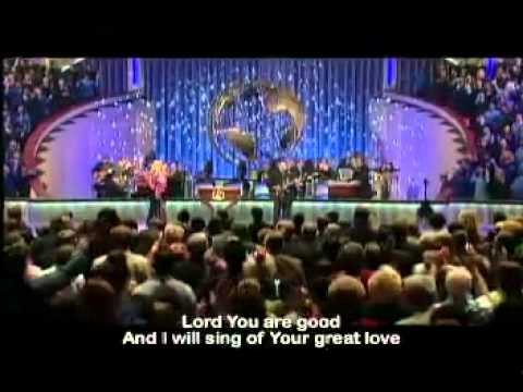 TVR360.com - Lakewood Church - I Will Sing