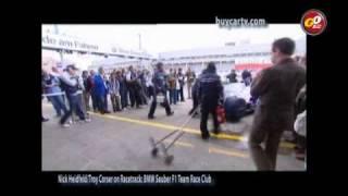 BMW 1000RR與F1 08