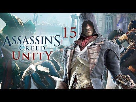 #15 Zagrajmy w Assassins Creed: Unity Pożegnanie z La Touche 1080P PS4