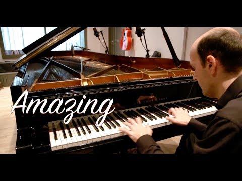 download lagu Aerosmith - Amazing - Piano Cover  Hq gratis
