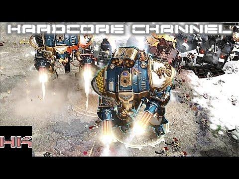Warhammer 40,000: Dawn of War 3 - Multiplayer =6= В пролом!