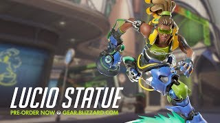 [NEW STATUE] Lúcio | Pre-Order Now! | Overwatch