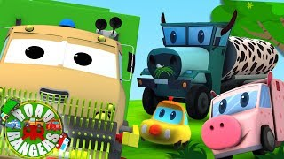 Road Rangers - Old MacDonald Had A Farm | Songs For Children