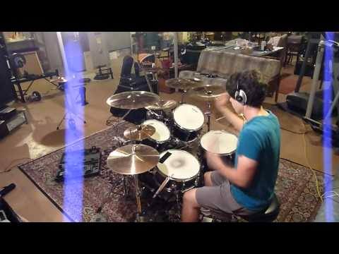 Asking Alexandria-final Episode Drum Cover video