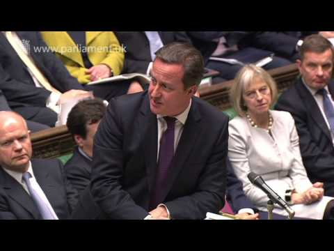 Prime Minister's Questions: 30 January 2013