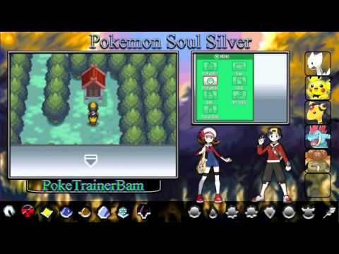 Pokemon Soul Silver - Pikachu Colored Pichu Event