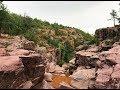 Box Canyon near Payson, AZ
