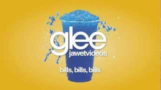 Watch Glee Cast Bills Bills Bills video