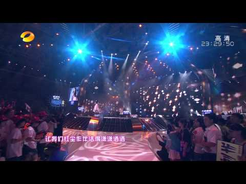 Chinese Idol Super Girl 2011 快乐女声  Ep 3