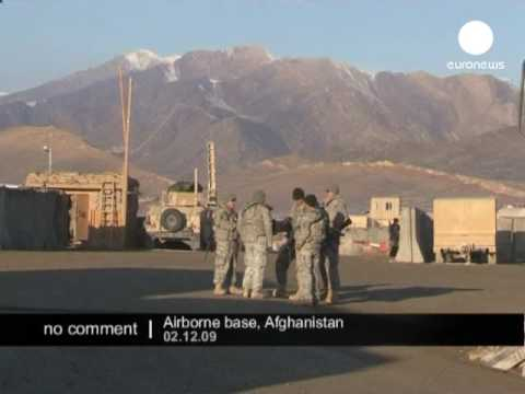 Reaction to Obama plan for more troops in Afghanistan