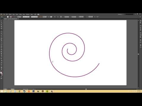 Adobe Illustrator CS6 for Beginners - Tutorial 62 - Modifying Type on a Path