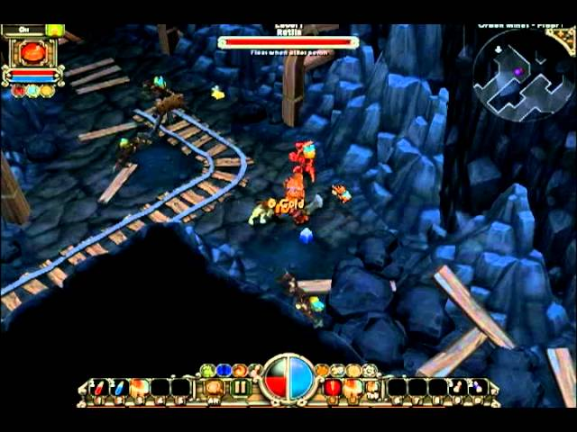 Games to Play on Your Netbook: Torchlight