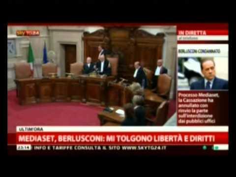 Marco Travaglio a SkyTg24   1 agosto 2013