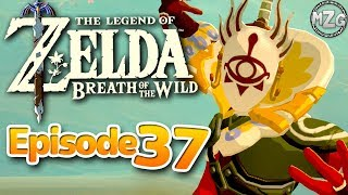 Master Kohga! The Thunder Helm!  - The Legend of Zelda: Breath of the Wild Gameplay - Episode 37