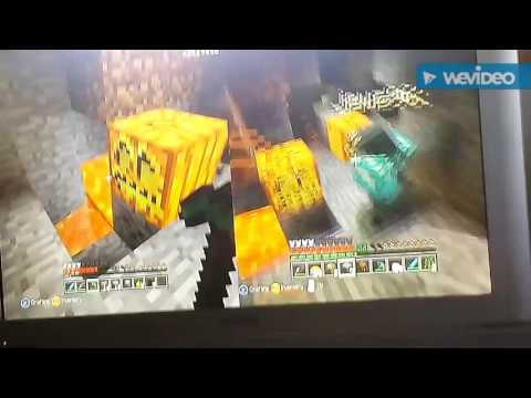 Awesome craft - mining for diamonds! (3)