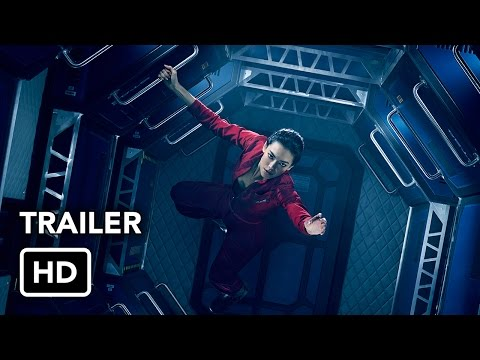 The Expanse (Syfy) Comic-Con 2015 Trailer HD