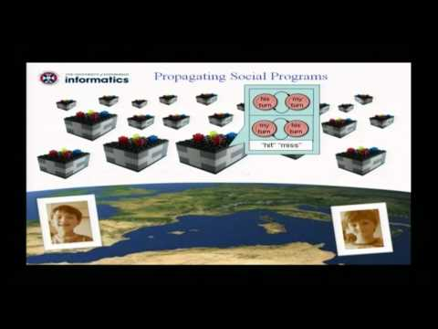Prof. David Robertson - Programming the Social Computer