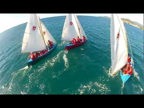 Grenada United Insurance Workboat Regatta 2013