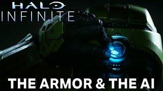 Halo Infinite - The Armor and the AI