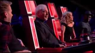 My Best 10 performances in Blind Auditions - The voice uk 2014